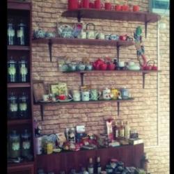Брендовый чайный магазин Мудрец 1