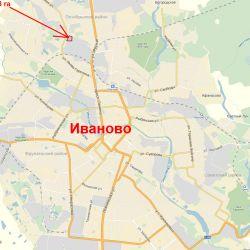 Участок земли 2,9 Га для многоэтажного строительства в г. Иваново 7