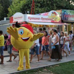 Сеть уличного питания в Крыму 2