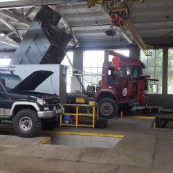 Автосервис для грузовиков, автобусов, сельхозтехники 2