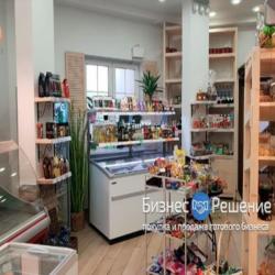 Магазин продуктов: помещение в собственности 1