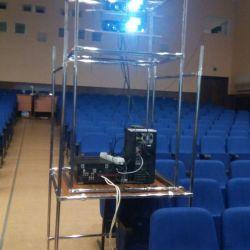 Мобильный 3D-кинотеатр 3