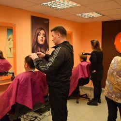 Салон парикмахерская 1
