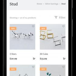 Интернет-магазин с доходом + Android - приложение  и Инстаграм 5