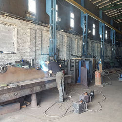 Производство оборудования и металлоконструкций 1