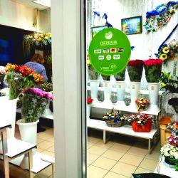 Магазин цветов. Работает 3 года. Активы 590.000 р. 2