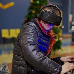 Аттракцион виртуальной реальности 2