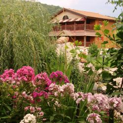 Гостевой дом в горах Адыгеи вблизи Лагонаки 3