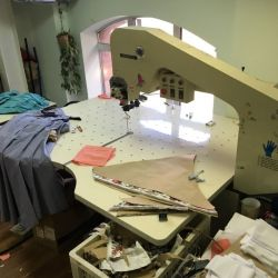 Швейное производство с клиентами и прибылью 2