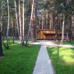 База отдыха на берегу моря в Новосибирске