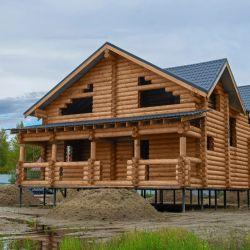 Продается бизнес. Строительная компания частных домов из дерева.