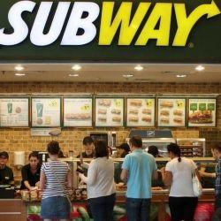 Сеть ресторанов быстрого питания subway 1