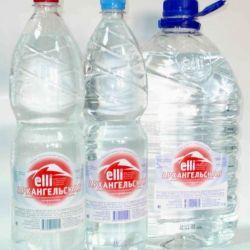 Цех по розливу воды в пэт 1.5 и 5.0 л 2
