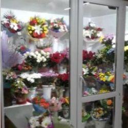 Раскрученный магазин цветов на Парке Победы 1