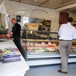 Магазин мясной продукции в Солнечном 1