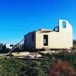 Строительство каркасных домов, пр-во домокомплекто 1