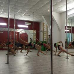 Одна из лучших студий Pole Dance в России  3