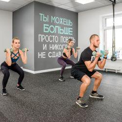 Студия фитнеса и йоги FitLab 8