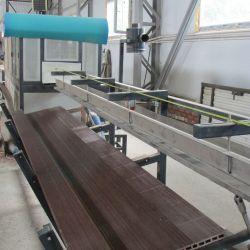 Производство террасной доски 2