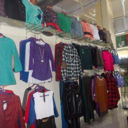 Магазин молодежной женской одежды 4