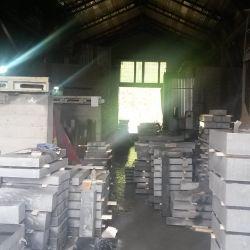 Камнеобрабатывающее предприятие, цех камнеобработки полного цикла 9