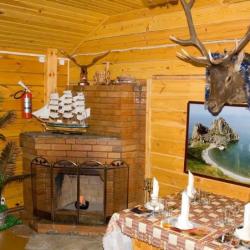 База отдыха на Байкале