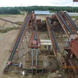 Дробильно-сортировочная фабрика 10