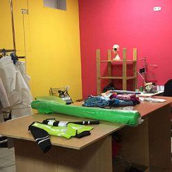 Производство и 2 магазина одежды — 20 лет работы 1