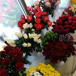 Цветочный павильон,воздушные шары! 5