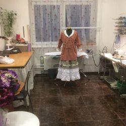 Готовый бизнес Ателье по пошиву одежды 1