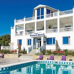 Элитный отель на берегу Черного моря 3