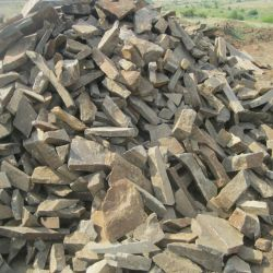 Земельный участок с залежами камня 4