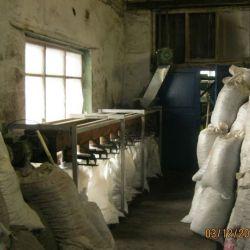 Производство нерафинированного масла