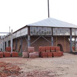 Завод кирпичный