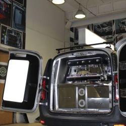 Мобильная кофейня, Кофейня на колесах, Кофемобиль 1