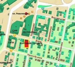 Торговый Центр напротив ТЦ Республика на Московском вокзале 3