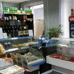 Продовольственный магазин, магазин разливного пива 2