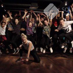 Популярная студия танцев 5