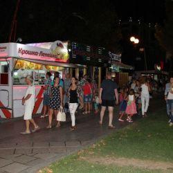 Сеть уличного питания в Крыму 4