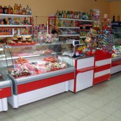 Магазин продуктов питания 1