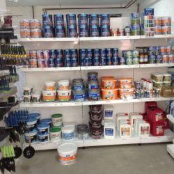 Магазин строй материалов и бытовой химии 4