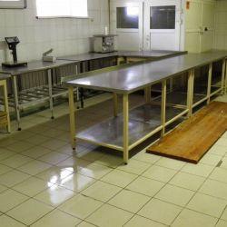 Пищевое производство (мясоперерабатывающий цех) 4