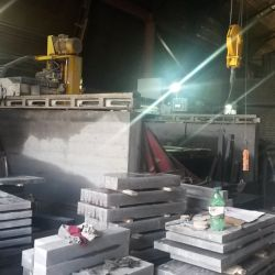 Камнеобрабатывающее предприятие, цех камнеобработки полного цикла 5