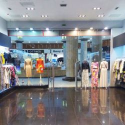 Магазин дизайнерской одежды 1