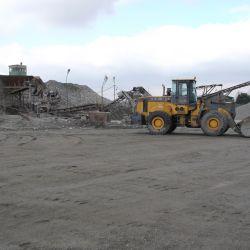 Действующий завод по добыче и переработке ПГС (песчано-гравийные смеси(щебень и отсев)) 1