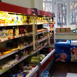 Круглосуточный продуктовый магазин с постоянными клиентами 2