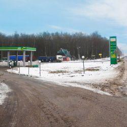 АЗС 99 КМ Киевское шоссе М3, Фед. трасса, земля в собственности 2