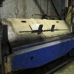 Производство металлоконструкции кузня