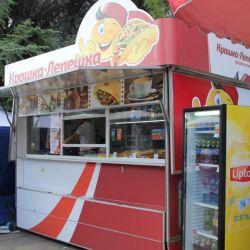 Сеть уличного питания в Крыму 3