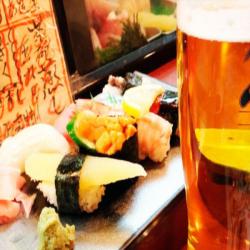 Магазин разливного пива с суши-баром 1